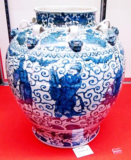 茶源,日本国内で買取られた中国美術