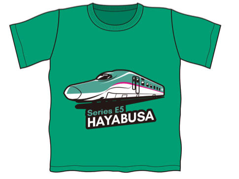 同社がデザインするTシャツ