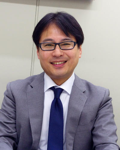 石橋楽器店リユース事業部 髙嶋満部長