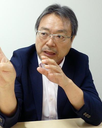 理事のマゴズハンド・宮内秀緒社長