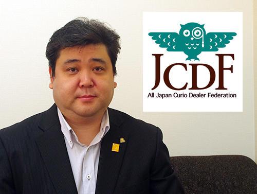 JCDFの片岡寛之理事長