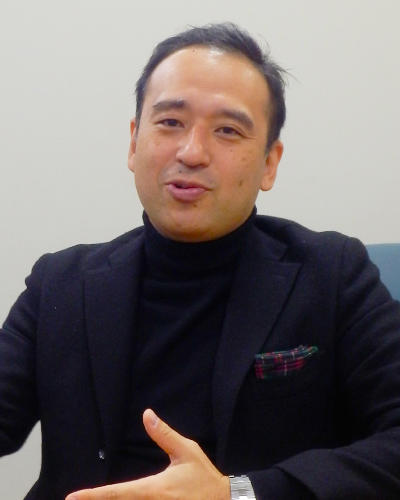 コメ兵執行役員 マーケティング統括部長 藤原義昭氏