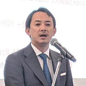 川邊健太郎 社長