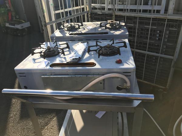厨房機器の取扱量が増えている