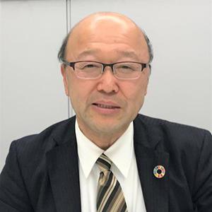 碇隆司 社長
