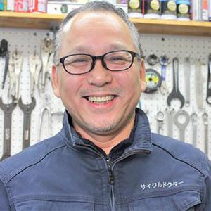 サイクルドクター代表 山本勇樹 氏