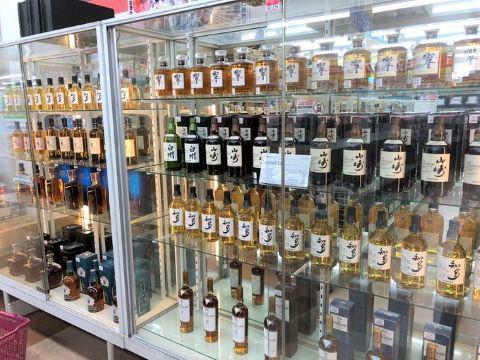 お酒の買取需要が伸びている