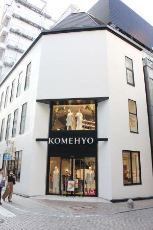KOMEHYO SHINJUKU WOMEN