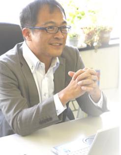 インフォテック システムを提案したカスタメディアの宮﨑耕史社長