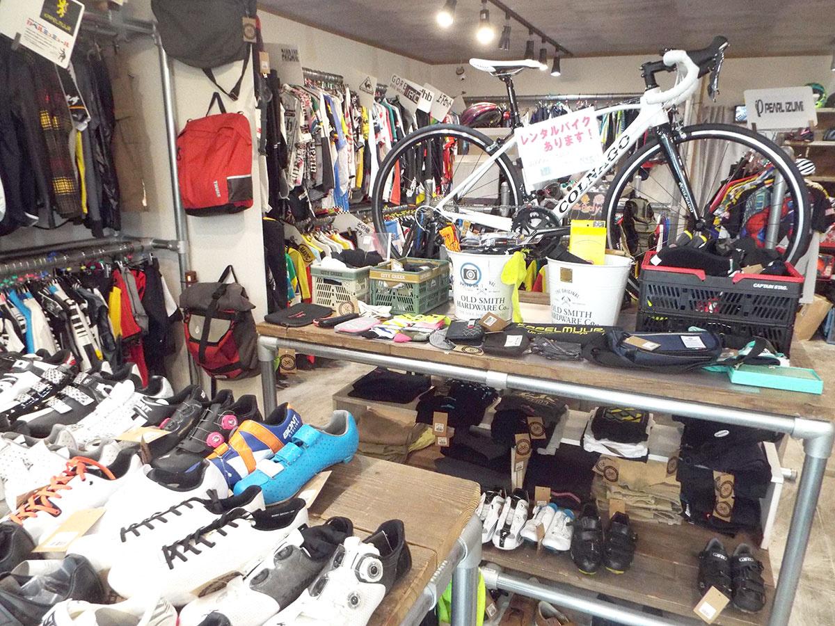 ビチアモーレは中古自転車・用品のリユース店