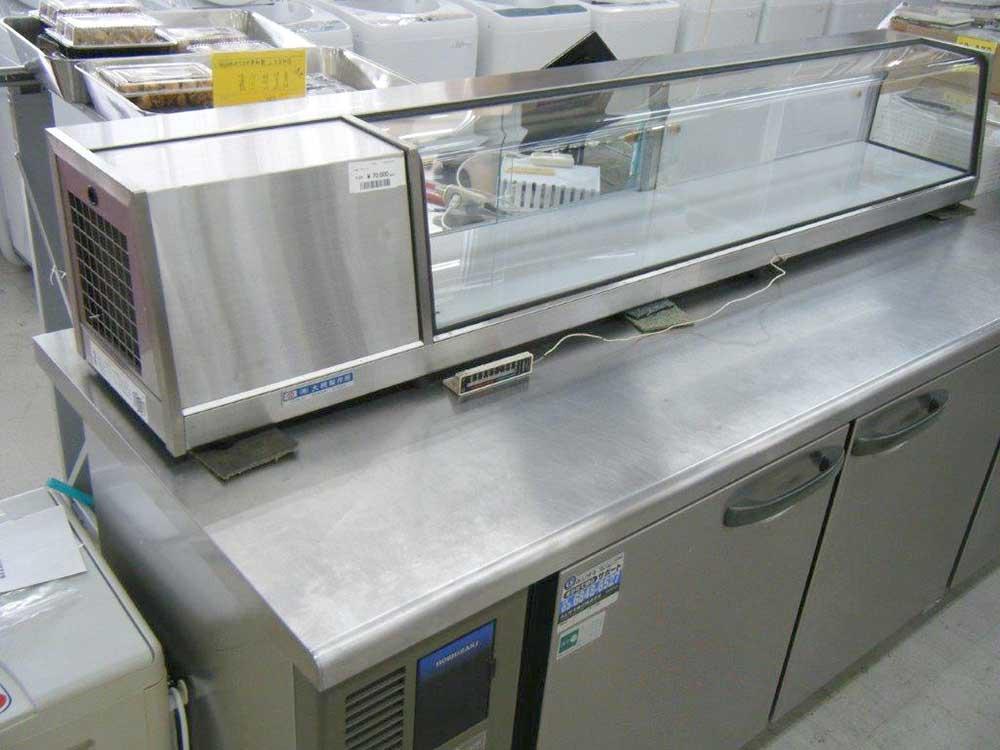 厨房機器の買取が急増中だ