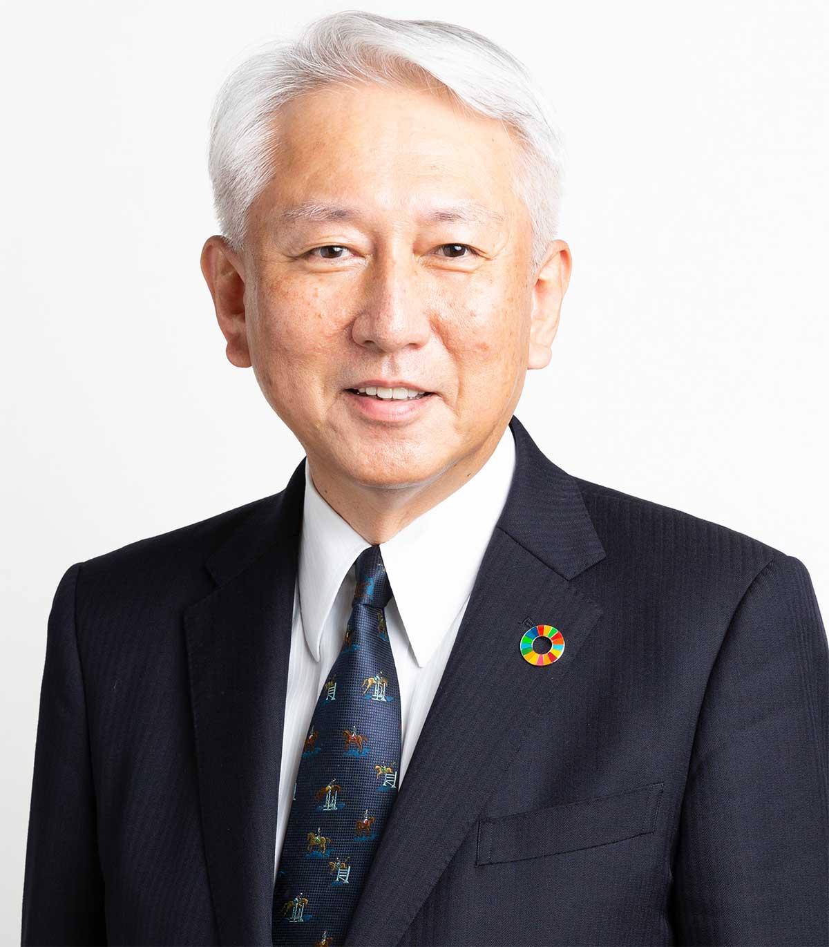 ヤマダ環境資源開発ホールディングス 桑野光正社長