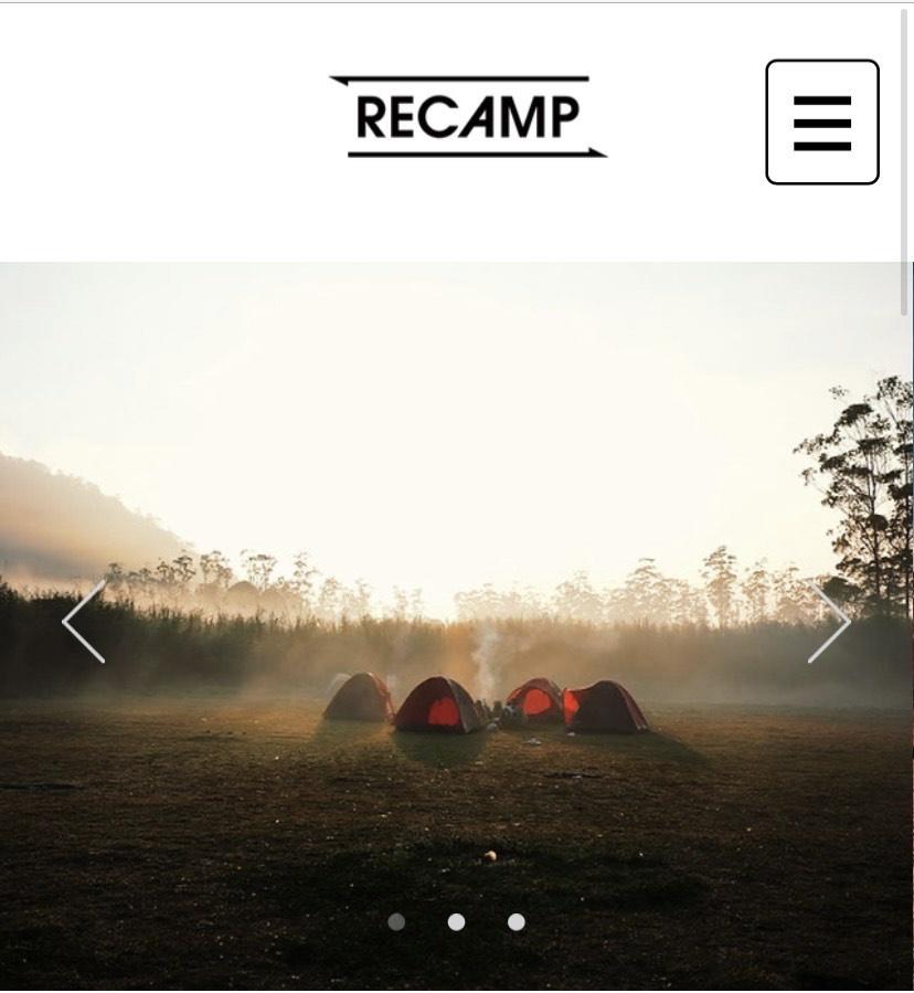 キャンプ場運営のリキャンプは中古アウトドアの買取販売を開始.jpg