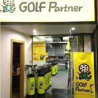 ゴルフパートナー、タイ練習場にインショップ