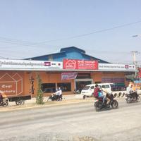 有名店続々とカンボジアに出店