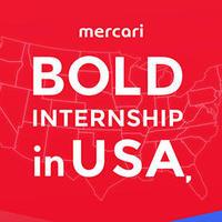 メルカリ、アメリカに100人学生派遣