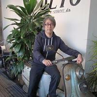 OLIO、ヴィンテージ鉄スクーター専門店