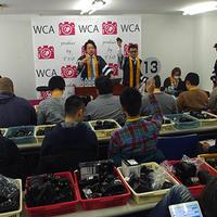 ワールドカメラオークション、初競り出来高830万円