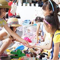 東京リサイクルG、子供だけで「キッズフリマ」