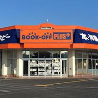 ブックオフFCマルチョウ、500坪の総リ大型店