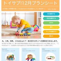 トイサブ!、知育玩具特化のレンタル