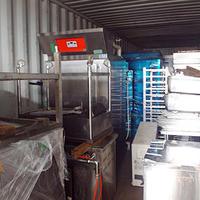 シロマル、「フィリピンでレストランを開業したい!」中古厨房機器輸送