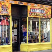 ソアーサムレトロゲームズ&トイズ、これが噂の英国レトロゲーム店