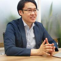中古建機マケプレで月間流通10億円へ − ソラビト 青木隆幸社長