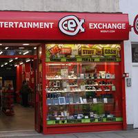 CeX(シーイーエックス)(イギリス)、英国発中古デジタル製品ショップ