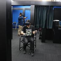 ドスパラ、VR効果で初日150人超え
