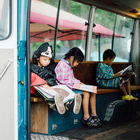 VALUE BOOKS、「移動式の本屋さん」が出発!!