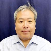 神戸市バスに似顔絵広告 ~交友録(56)西村質舗 西村 信男氏~