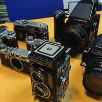 グローバルサプライ、 フィルムカメラ海外へ