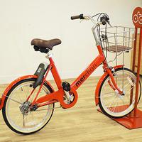 メルカリ、シェア自転車メルチャリ開始