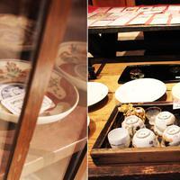 《繁盛店の店づくりvol.183》店舗デザインの会社が運営 アンティークと作家の器の店