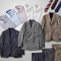 AOKI サブスクリプション開始 若年男性向けにスーツ貸出