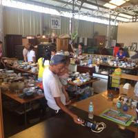 リサイクル店・オークションを運営するソレイユが、新事業を開始し初月売上100万ペソ超え