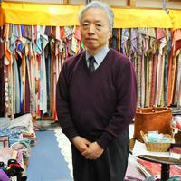 《1問1答》リサイクル着物の下町おもしろ工芸館が、講習会で着物ニーズつくる