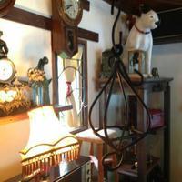 アンティーク松美堂、可動困難な商品を販売するための一工夫