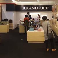 ブランドリサイクル店のブランドオフが、韓国とタイにFC店をオープン
