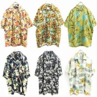 【売れてる商品リサーチ】古着屋lucent 水彩画柄のシャツが人気