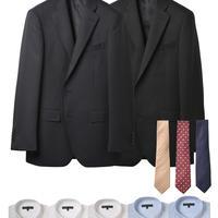 【レナウン】スーツの定額レンタル開始、5年以内に1万人利用目指す