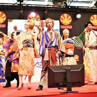 日本リ・ファッション協会、パリでパフォーマンスショー