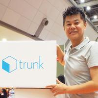 《トップINTER VIEW》トランク 松崎早人社長、宅配収納サービスで9億円調達
