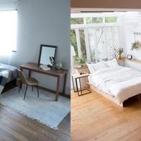 クラス、家具一式月額1万円レンタル