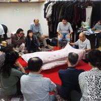 神田三八会《古物市場データ》着物1000点で1500万円、参加者が協力的な市場