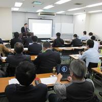 第5回リユースサミット 古物市テーマにセミナー、東京・新橋に46名が参加