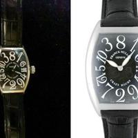 《ブランド時計真贋 Case.82》フランク・ミュラー クレイジーアワーズ