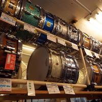 ドラム買取販売のゲイトウエイ ヴィンテージドラムを活用し、レッスンで初心者の開拓強化