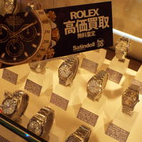 時計店のサテンドール 売上40億、3期連続で増収
